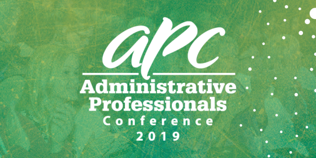 Training Event for Administrative Professionals and